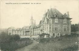 Sanatorium Populaire De BORGOUMONT - Vue Du Côté Est - Stoumont