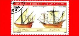 GIBUTI - Djibouti - Nuovo - 1986 - Le Navi Di Colombo, 1492 - La Nina - La Pinta - Ships - 90 - Gibuti (1977-...)