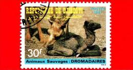 GIBUTI - Djibouti - Nuovo - 1987 - Animali Selvatici - Dromedario - 30 - Gibuti (1977-...)