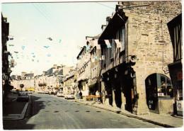 Dol-de-Bretagne: SIMCA 1100 & 1300, RENAULT 6 , CITROËN 2CV  - La Grand Rue Des Stuarts (Ille-et-Vilaine, France) - Passenger Cars