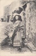 2B - Haute Corse - TYPE De JEUNE FILLE CORSE - Collection J. MORETTI Corte - France