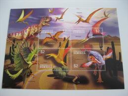Dominica-Dinosaurs-Prehis Toric - Prehistorics