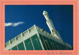 974 - ILE DE LA REUNION -  Océan Indien Ile Bourbon - Mosquée De SAINT DENIS - Saint Denis