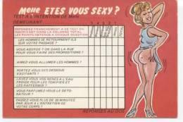 "ALEXANDRE "" SERIE  TEST / FEMMES  ""  N° 722 / 2  EDITION LYNA     CPSM 10X15 - Alexandre"