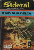 SIDERAL N° 55 BE AREDIT COMICS POCKET 11-1975 - Arédit & Artima
