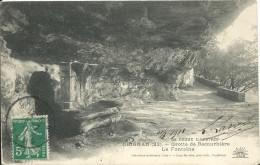 GRIGNAN -  GROTTE DE RECOURBIERE -  LA FONTAINE - Grignan