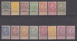 Nr 53/67 **, Cote = 2330 € (X07195) - 1893-1900 Schmaler Bart