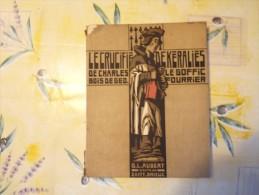 Le Crucifi� de Kerali�s de Charles Le Goffic bois de G�o-Fourrier 1927 ex 43 sur  200  (C)