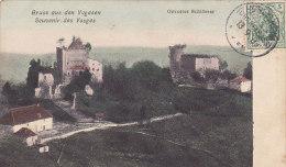 88 - Gruss Aus Den Vosgesen - Souvenir Des Vosges - Ottotter Schlösser (colorisée) - Non Classés