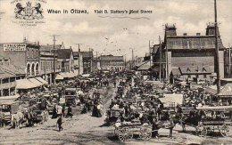 CANADA  -  WHEN  IN  OTTAWA  -  Visit B. Slatttery's  Mest Stores . - Ottawa