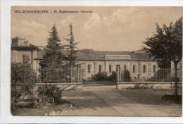 SALSOMAGGIORE - REGIO STABILIMENTO VECCHIO - PARMA - VIAGGIATA - Parma
