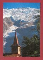 CPM  FRANCE  74  -  MASSIF Du MONT-BLANC  -   6215  La Chapelle Du Tour Devant Le Glacier Du Tour  ( Seca 1990 ) - Zonder Classificatie