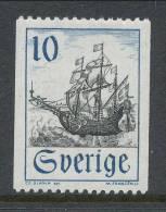 Sweden 1967 Facit # 613 A, Definitive Stamps 10 öre, MNH (**) - Nuovi