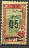 TUNISIE  N � 114 NEUF** TTB