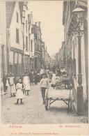 CPA PAYS BAS NEDERLAND ALKMAAR St Annastraat 1904 - Alkmaar