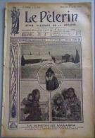Journal Le Pèlerin Du Dimanche 17 Avril 1910, Comporte Un Dessin Maçonnique. La Mission De L'Alaska. Les Dirigeables All - Journaux - Quotidiens