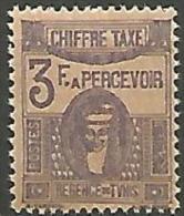 TUNISIE  TAXE  N � 49 NEUF** TTB