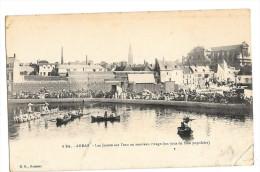 (657-62) Arras - Les Joutes Sur L'eau Au Nouveau Rivage (fête Populaire) - Arras