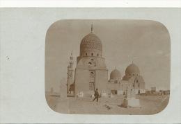 Real Photo Mosque Edit Droguerie E. Dei Mar Alexandrie Le Caire Port Said - Egypte