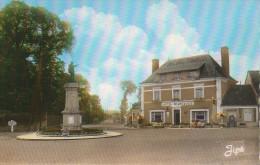 72 THORIGNE-sur-DUE  L'Hôtel St-Jacques Et Monument De Chauzy - France