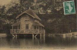38 PALADRU  Bords Du Lac  . Le Chalet - Paladru