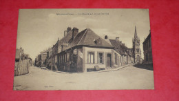 MONDOUBLEAU - Rue Ghoorbrant Et Rue Chrétien - France