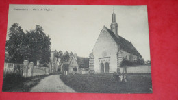 CORMENON - Place De L'Eglise - Non Classés