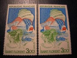 1794 Variété Couleur Vert Clair Au Lieu De Vert - Errors & Oddities