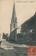 THORÉ LA ROCHETTE - L'Église - Altri Comuni