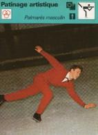 SPORTS  @@   PATINAGE ARTISTIQUE  @@ ULRICH SALCHOW - Skating (Figure)