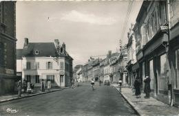 ETREPAGNY - La Grande Rue - Rue G. Clémenceau - Autres Communes