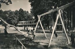 MONTRICHARD - Les Jeux Et La Plage (1957) - Montrichard