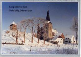 Kessenich Sint-Martinuskerk En Berg Met Grafkapel - Kinrooi