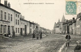LANEUVEVILLE DEVANT NANCY   Rue Nationale - Other Municipalities