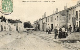 LANEUVEVILLE DEVANT NANCY   Centre Du Village - Other Municipalities