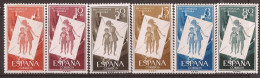 ES1200-L1563TOSC.España.S Pain .Espagne..Pro  Infancia Ungara. (Ed 1200/5**),sin Charnela. - Organizaciones