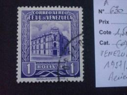 """VENEZUELA    De  1958 / 60    """"   Hotel Des Postes à Caracas    """"   N° 560      1 Val . - Venezuela"""
