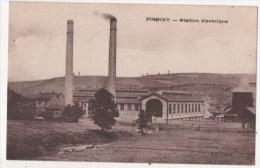 FIRMINY - Station électrique - Firminy