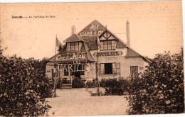 Koksijde   7 CPA Carillon Du Bois ´29 Rue D´Ostende  Dijk´12  Av De La Mer Treinstilstand Hoeve Gr Hotel Molen - Koksijde