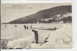 Gerardmer  Extraction De La Glace - Gerardmer