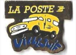 LA POSTE - VILLEJUIF - Mail Services