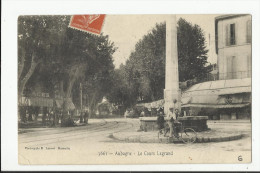 AUBAGNE , COURS LEGRAND - Aubagne