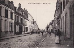 CPA BAILLEUL - Rue De Lille (A81) - France