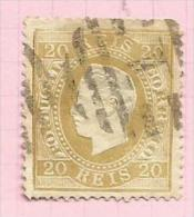 Portugal N°39 Côte 27.50 Euros - Gebraucht