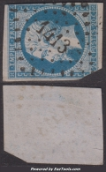 PC 1413 (Gonfaron, Var (78)), Cote 35€ - 1849-1876: Classic Period