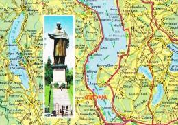 Carta CPM Il Lago Maggiore, Lac Majeur Italie - Zonder Classificatie