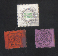 ITALY - 3 STAMPS 1966 - Italy