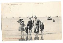 (676-62) Berck Plage - Les Amateurs De La Mer - Berck