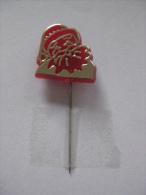 Pin Kerstman (GA00370) - Noël