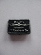 Pin Snelbuffet De Prop 1e Pijnackterstr. 36 (GA00472) - Vliegtuigen